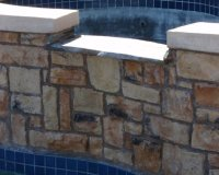 Cleaning Pool Tile