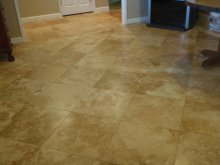Travertine Cleaning Services Tarpon Springs, Florida