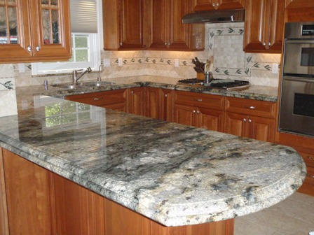 Gentil Cleaning Granite Countertops