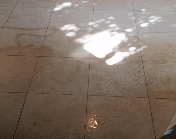 Cleaning Limestone Floors