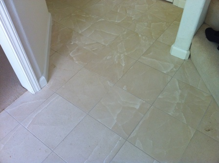 Cleaning Limestone