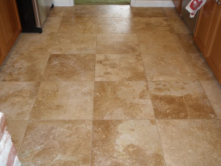 Cleaning Natural Stone Travertine Tile