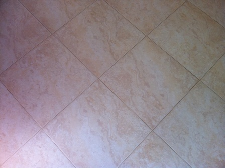 Cleaning Porcelain Tile