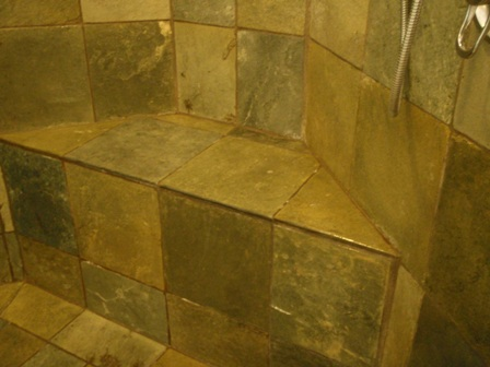 Cleaning Slate Showers How To Clean Slate Shower Slate