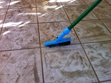 Steam Cleaning Porcelain Tile Floors