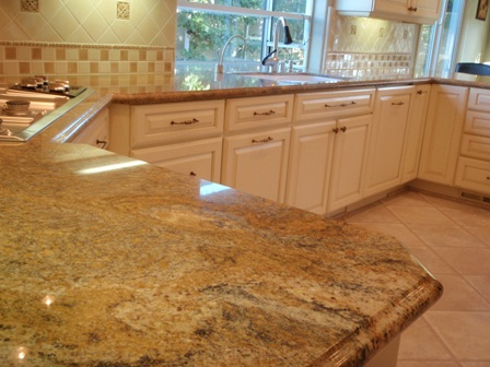 care of granite countertops how to clean granite. Black Bedroom Furniture Sets. Home Design Ideas