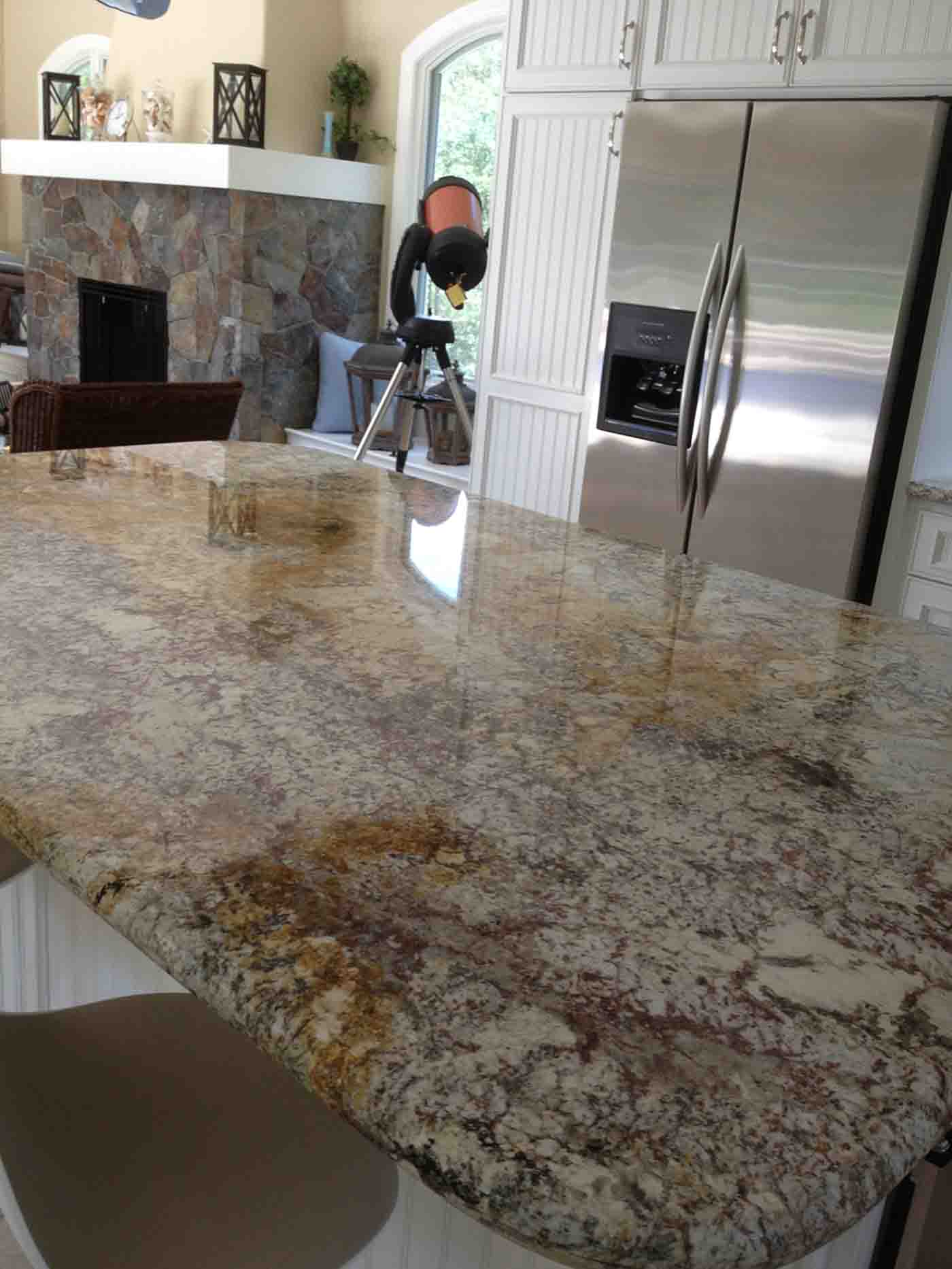 Granite Countertop Maintenance Care Of Counters