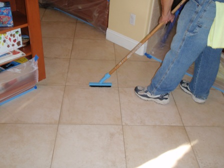Grout Cleaning San Jose