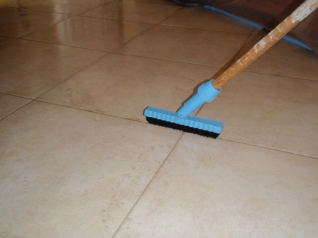 how to clean ceramic tile, cleaning ceramic tile, cleaning tile floors