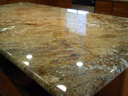 Clean Granite Countertop