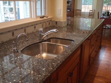 how to clean kitchen counter tile grout how to clean granite countertops care of granite 9343