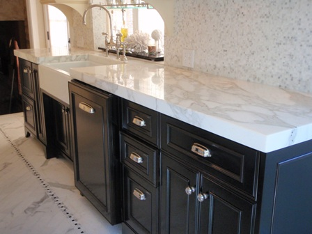 Kinds Of Countertops In Kitchen : Kitchen Countertops, Kitchen Countertop Ideas, Types of Kitchen ...