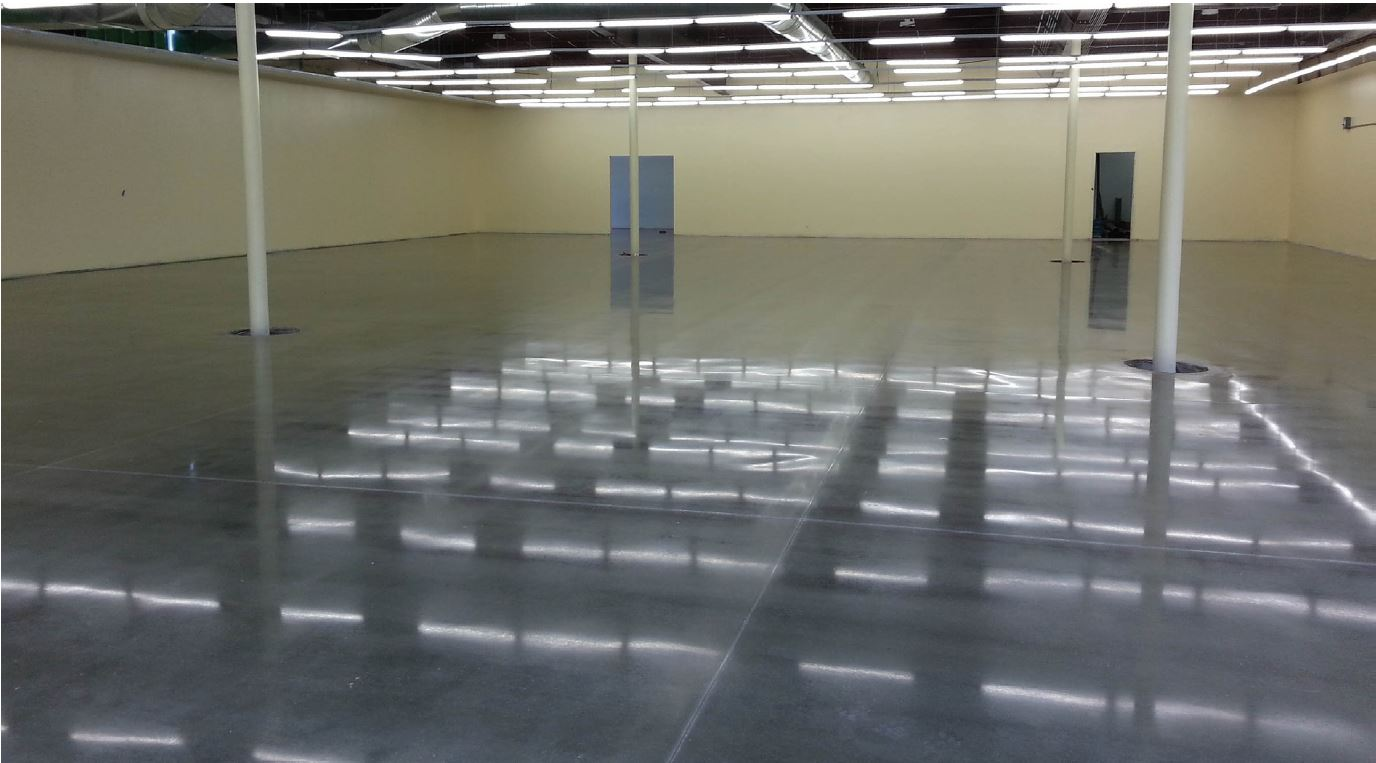 Commercial Flooring Option