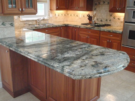 Granite Countertop Polish
