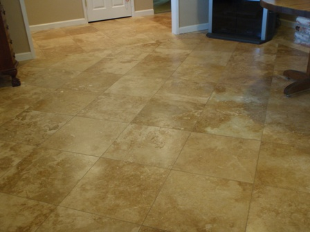 Travertine Cleaning Services Pinellas County, Florida