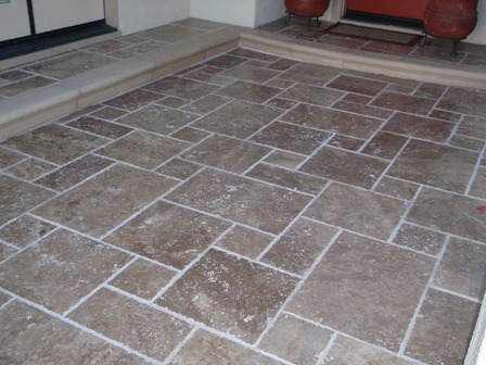 Travertine Maintenance How To Clean Tile Cleaning