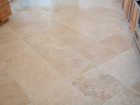 Cleaning Travertine