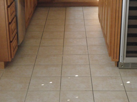 Homemade Grout Cleaners Cleaning Floor Grout Tile And