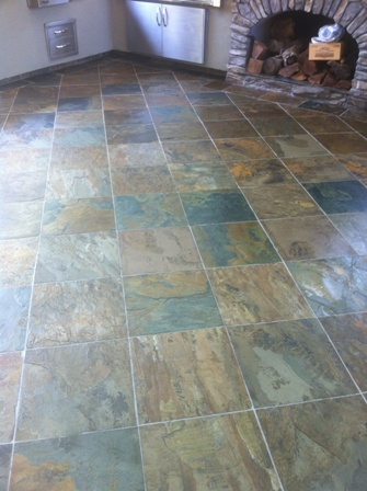Natural Stone Tile Enhancer
