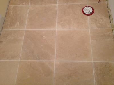 What Do I Need To Seal My Travertine W